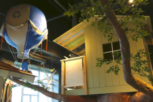 Kids Gallery tree house 2