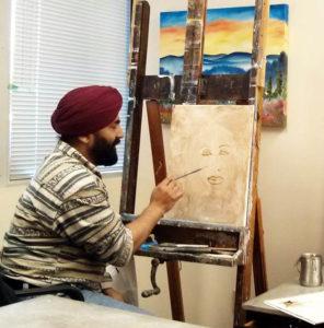 Tejpal Singh Mann - profile pic self