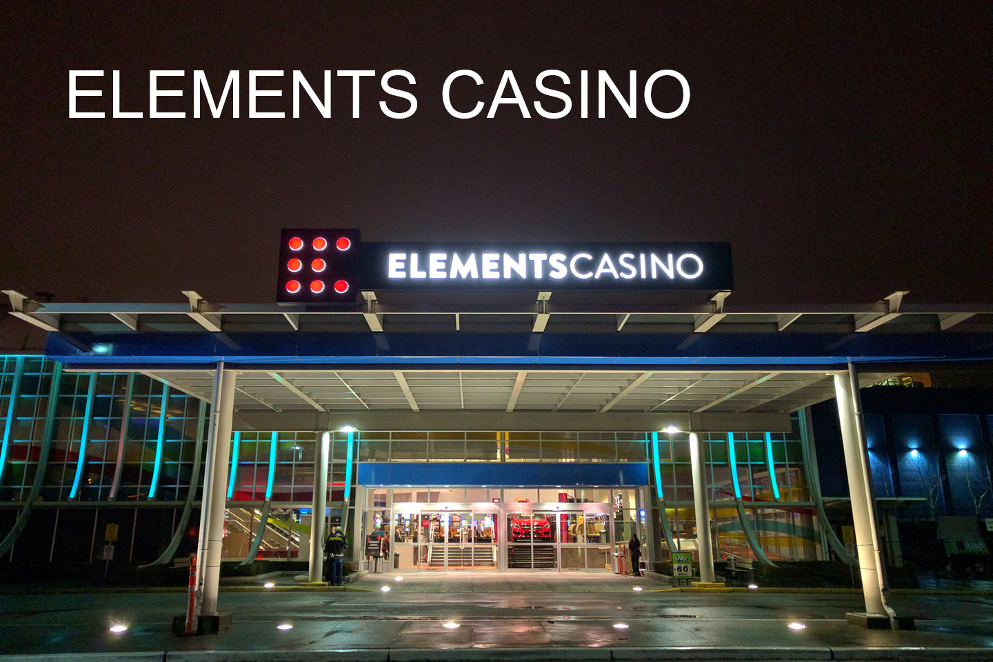 Element Casino Surrey